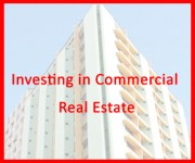 Investing in Commercial Real Estate